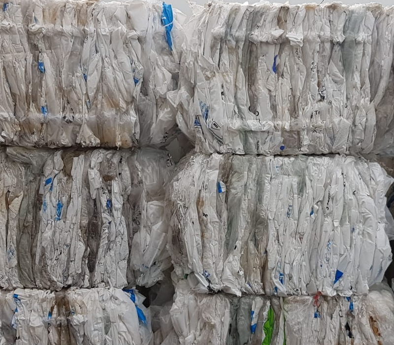 Pivaplast Srl PELD Sacchi da Riciclo -Polietilene Materie Plastiche